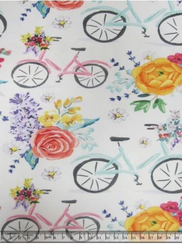 Футер Велосипеды, петелька