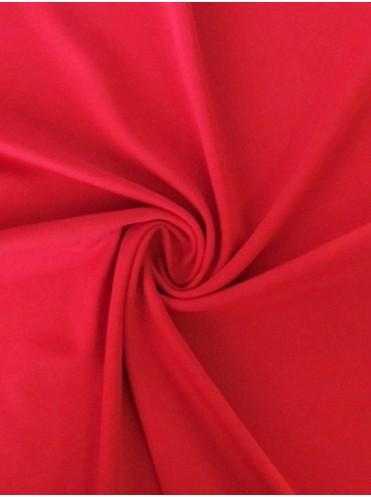 Интерлок Красный