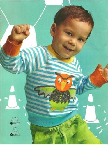 Ottobre Kids № 1/2014 РУС